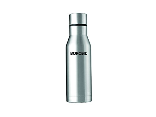 cc6afcbf9 Signoraware Oxy Stainless Steel Water Bottle 500ml 30mm Matte Silver ...