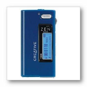 Creative Mp3 Battery Labs (Zen Nano 512MB Dark Blue)