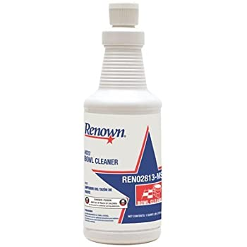 Amazon Com 1 Qt Hd23 Acid Bowl Cleaner Renown Janitorial