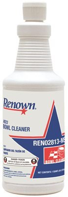 1 QT. Hd23 Acid Bowl Cleaner Renown Janitorial - Cleaners 107452 741224028134