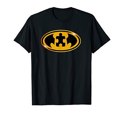 Autism Awareness T-shirt Superhero -
