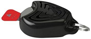 TickLess Pet Ultrasonic Tick And Flea Repellent Black