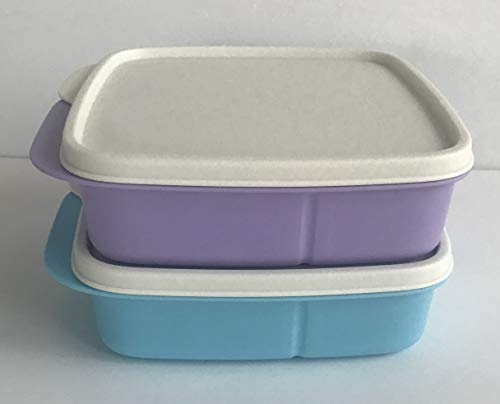 Tupperware Lunch It Divided Container on the Go 2pc Set