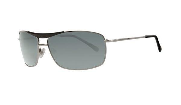 revex polarizadas deportivo Hombre Gafas de sol de metal flexible Muelle bisagra para planchar con gafas Bolsa Anthrazit Rahmen talla única: Amazon.es: Ropa ...