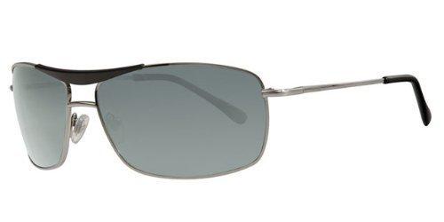 revex polarizadas deportivo Hombre Gafas de sol de metal flexible Muelle bisagra para planchar con gafas