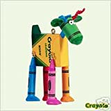 2005 Hallmark Keepsake Christmas Ornament HAPPY HUES Crayola Crayons QXI6225