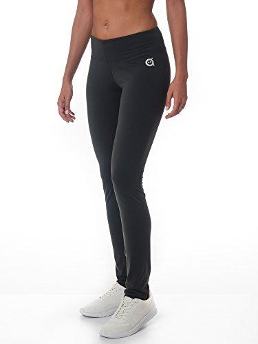 amp; Pour Sport Taille Femme Style 36 legging 012016202 Gris A40grados waEBBqZ