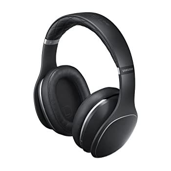 Samsung Level Over-Ear Bluetooth Headphone - Retail Packaging - Black