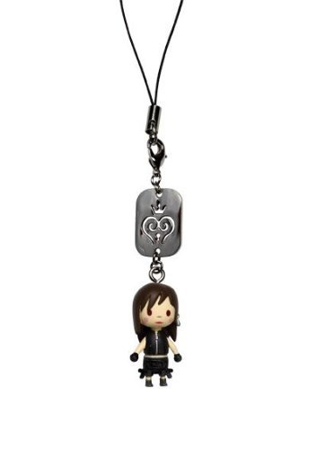 Kingdom Hearts: Tifa AC Ver. Mascot Figure Phone Charm
