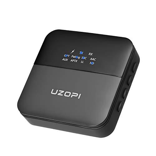 UZOPI Bluetooth 5.0 Transmitter Receiver