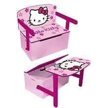 Pupitre 3 en 1 Hello Kitty
