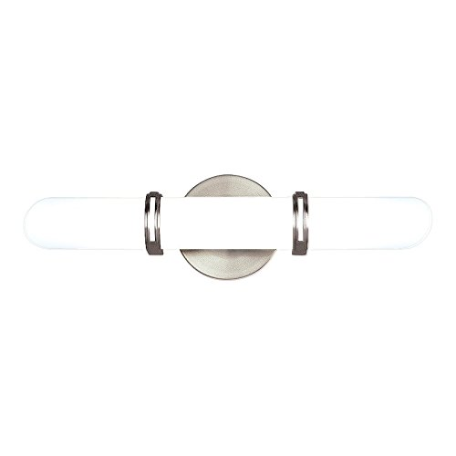Hudson Valley Lighting 3602-PC Two Light Bath Bracket from The Brighton Collection, 18 , Polished Chrome