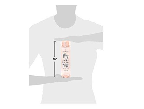 Leboha boca ancha embarazo y lactancia rastreador de la botella de agua, medir su consumo de agua (BPA libre no tóxico Tritan) -32 oz: Amazon.es: Deportes y ...