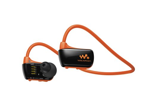 Sony Walkman NWZW273S Waterproof Swimming product image