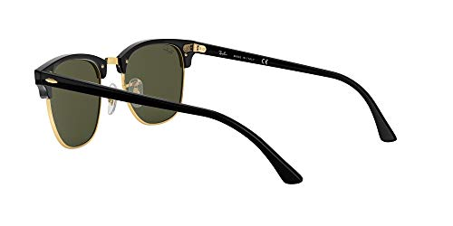 Ray-Ban Rb3016 Clubmaster Square Sunglasses 5