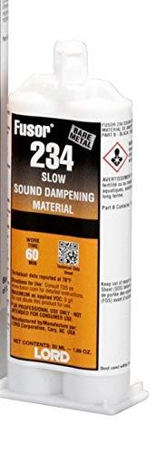 Fusor Lord Sound DAMPENING Material 1.7OZ Slow FUS 234