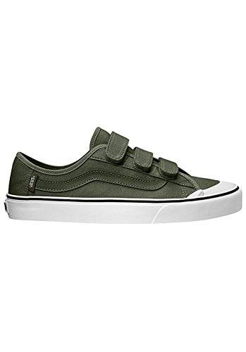 Vans Mn Black Ball Priz, Zapatillas para Hombre Grape Leaf
