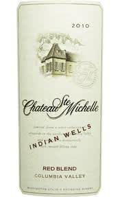 Chateau Ste. Michelle - Indian Wells Red Blend 2010
