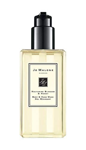 Brand New in Box Jo Malone London Nectarine Blossom & Honey Body and Hand Wash/Shower Gel 8.5 oz - Jo Malone Nectarine Blossom