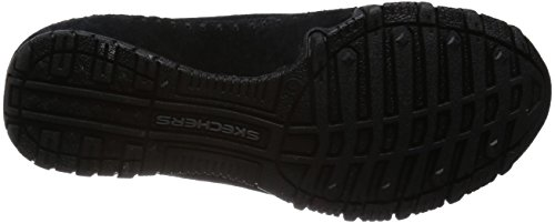 Skechers Bikers Fu�gänger Memory-Foam-Slip-on-Mokassin