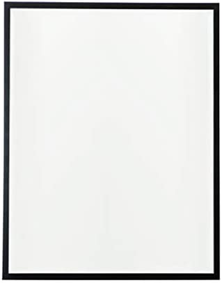 ヨーロッパの浴室の化粧鏡、洗面器の防水防曇鏡、美容鏡、ドレッシングミラー (色 : 黒, サイズ さいず : 75 * 100cm)