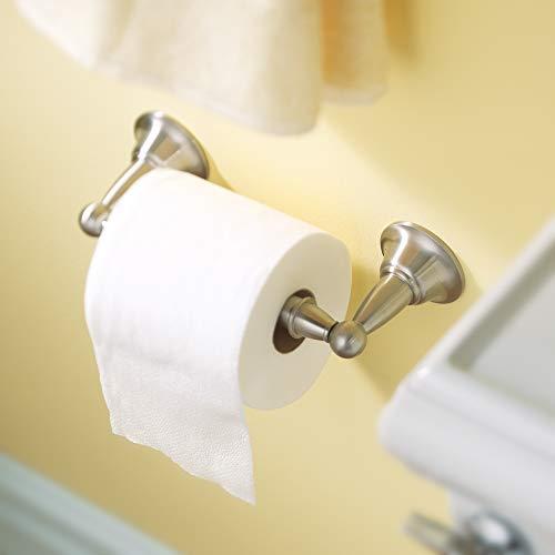 Moen Inspirations Toilet Paper Holder Sage Brushed Nickel