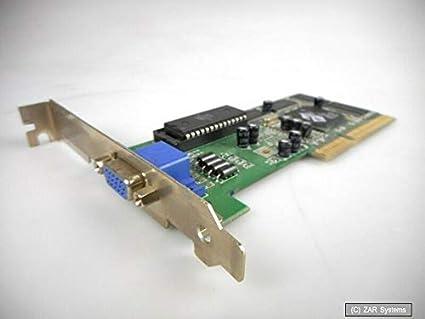 ATI 102-G0102-00 - Tarjeta gráfica pasiva AGP (Rage Pro 3D ...