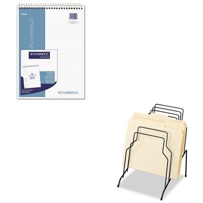 KITFEL72614MEA59006 - Value Kit - Mead Wirebound Numbered Legal Pad (MEA59006) and Fellowes Step File (Wirebound Numbered Legal Pad)