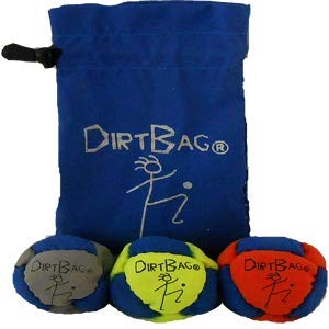 Dirtbag Classic 3 Pack with Pouch - Blue Pouch Combo