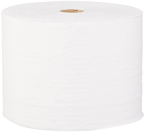Basic Bathroom Tissue - AmazonBasics Professional Small Core Toilet Tissue Dispenser Refill for Businesses, 2-Ply, 1,000 Sheets per Roll, 36 Rolls