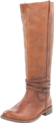 placa de FRYE para mujer Cognac Wash de Stone equitación Botas Shirley OFOAq4