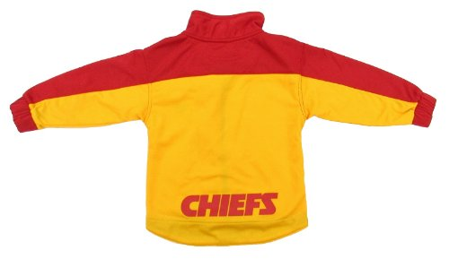 Kansas City Chiefs Preschool Allover Logo Flannel Pajama Pants - Scarlet
