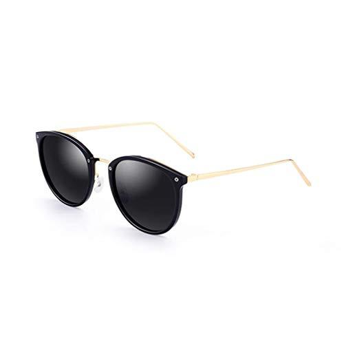 Espejada Black Grey Polarizadas Gafas Grey Gs6266 Ronda Bycsd Sol Las black color Para Moda nbsp;uv400 Mujeres De Lente wPXHq16