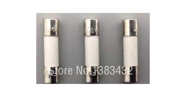 Electrical Equipments Deals T5Ah250V Ceramic Fuse Ceramic Fuse 5 20Mm Leadless Aliexpress