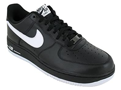 Nike Air Force 1 Low Mens Basketball Shoes 488298 008 Black
