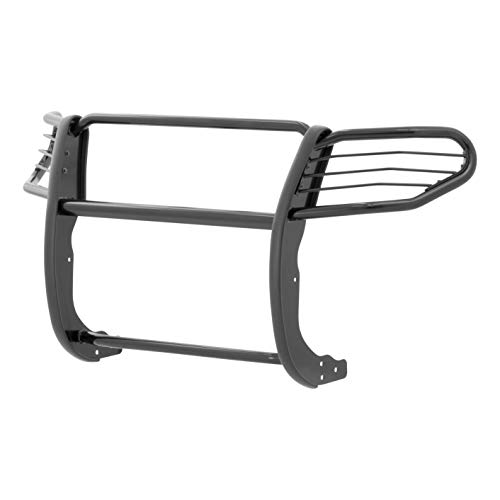 ARIES 9047 1-1/2-Inch Black Steel Grill Guard Select Nissan Frontier, Pathfinder