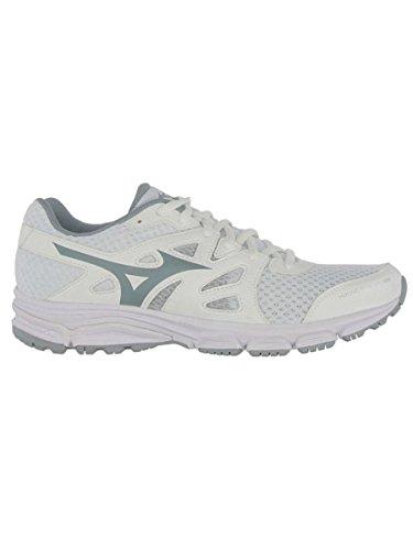 Mizuno - Zapatillas de running de Material Sintético para mujer * Bianco