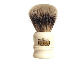 Simpson Duke 2 Best Badger Shaving Brush (Simpson Chubby 2 Best Badger)