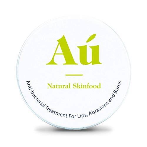 Repair Lip Balm by Au Natural Skinfood | Multifunctional Balm for Lips, Burns & Abrasions | Certified 16+ Manuka Honey | Hydrates and Repairs Damaged Skin | Certified | Food For Your Skin | 0.05 oz