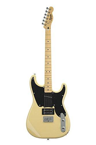 Squier by Fender Vintage Modified '51, Vintage Blonde - Squier Bridge Saddles