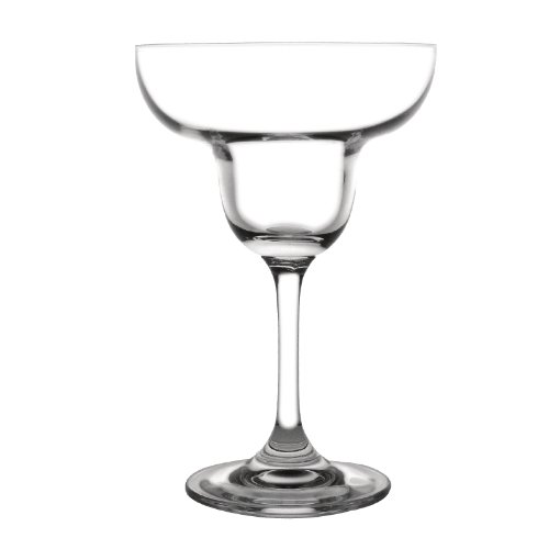 6X Olympia Bar Collection Margarita Glasses 250ml/160X105mm Crystal Tumblers RBD-GF730