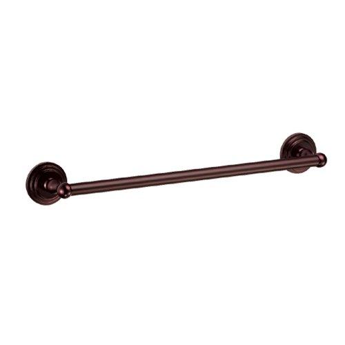 Gatco 5832 Marina 3/4-Inch Diameter Towel Bar, 18-Inch, Bronze 80%OFF