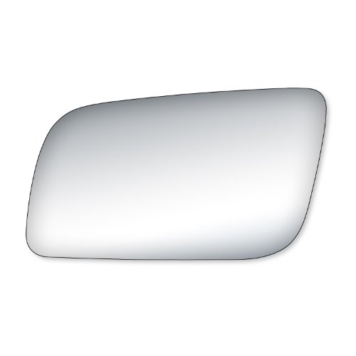 Fit System 99055 Cadillac/Chevrolet/GMC Driver/Passenger Side Replacement Mirror Glass (Gmc Side Mirrors)