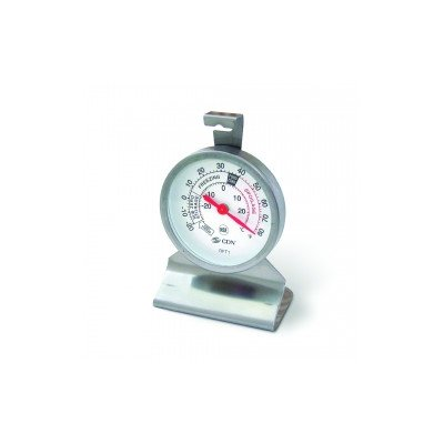 ProAccurate Heavy Duty Refrigerator/Freezer Thermometer [Set of 2] by CDN
