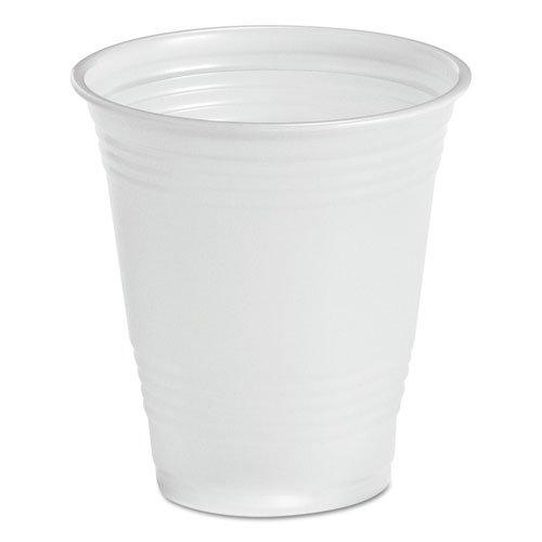 Boardwalk Translucent Plastic Cold Cups, 14oz, 50/Bag, 20 - 14 Translucent Ounce Cup