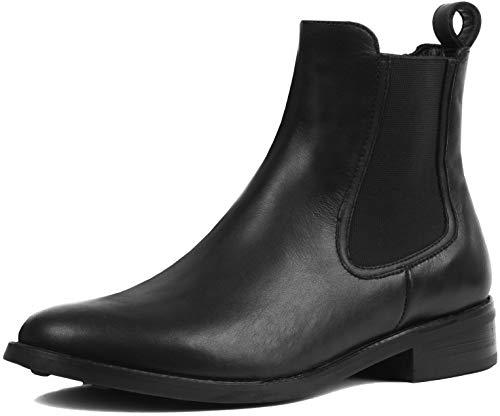 Thursday Boot Company Duchess Women's Chelsea Boot, Black, 7.5 M US