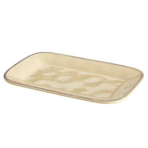 Rachael Ray® Cucina Almond Cream Rectangular Platter