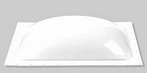Specialty Recreation SL1422W RV Trailer Camper Skylight 14'' X 22'' Rough Hole 17-1/2'' X 25-1/2'' White