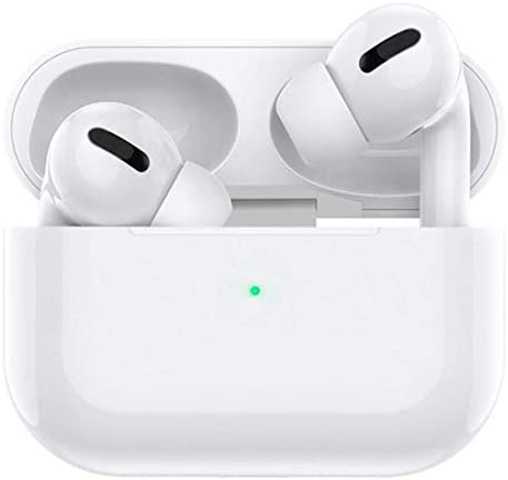 Wireless Headphones Bluetooth Earbuds with Charging Case Noise Cancelling 3-D Stereo Headphones Built in Mic in Ear Ear Buds Pop-ups Auto Pairing Headphones for iPhone/Andriod/Apple AirPods Pro