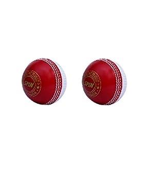 und 3M CW-Set mit Spin mit Soft-PVC mit Kricket-Ball f/ür Standard Du